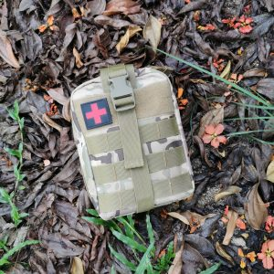 Professional Pet First Aid Kit (Army) – Limited Edition